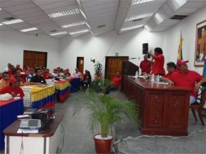 Charla del Libro Rojo, Herramientas Operacionales y Acontecimientos Internacionales