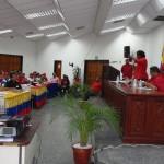 PSUV forma a su militancia