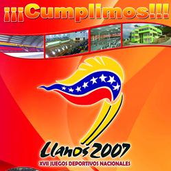 Llanos 2007